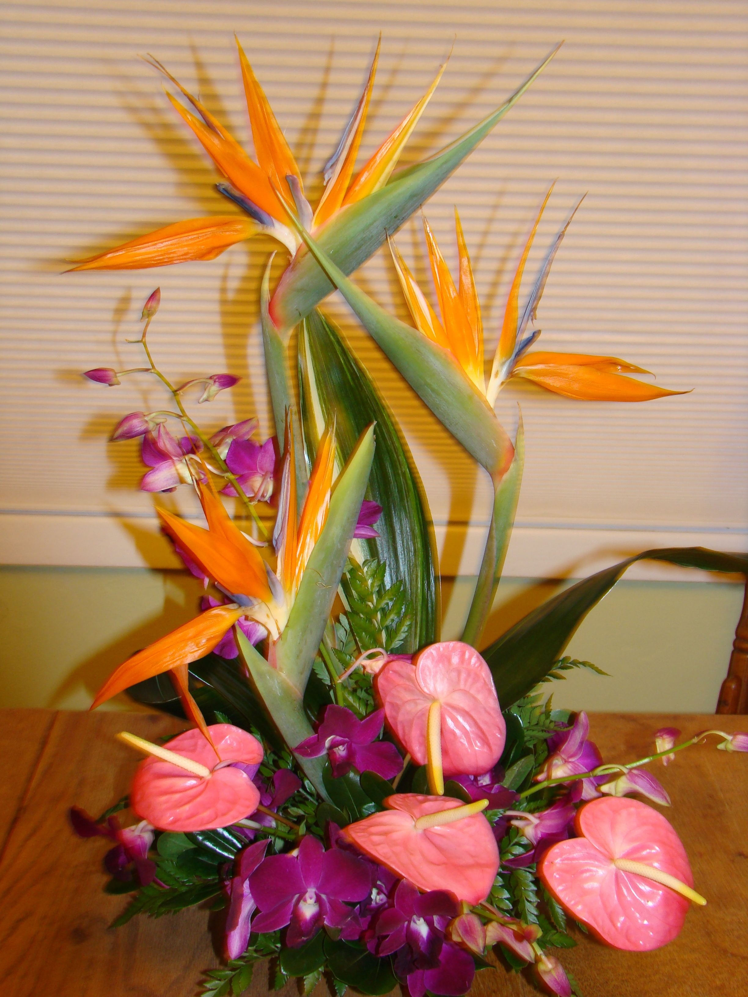 Day 299 Birthday Flowers Leslie Gould